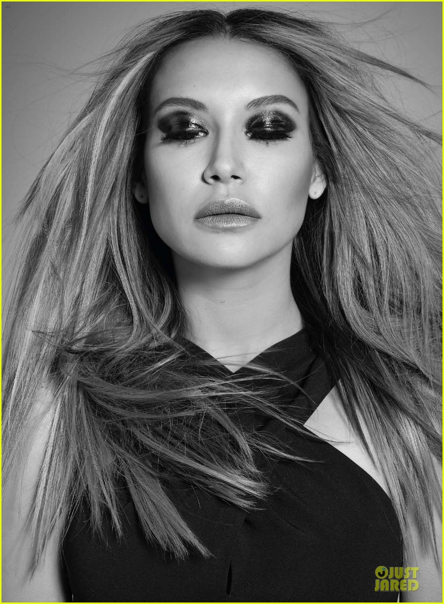 naya rivera takes plunge for da man magazine 02