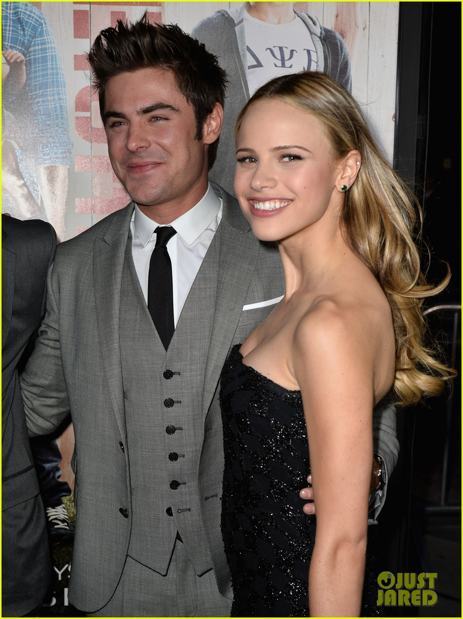 seth rogen dave franco neighbors premiere with halston sage 34