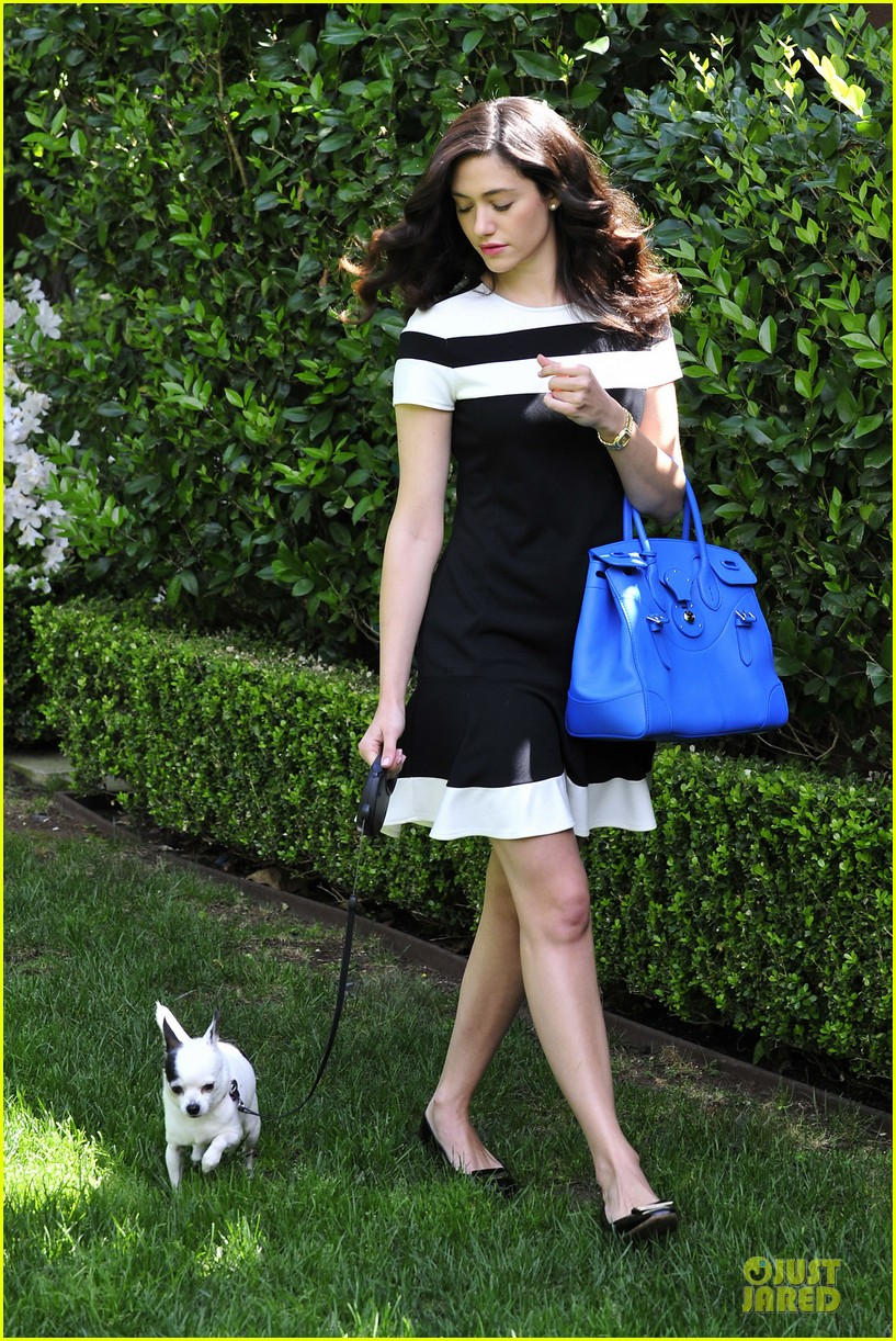 emmy rossum beautiful brainy book worm 16