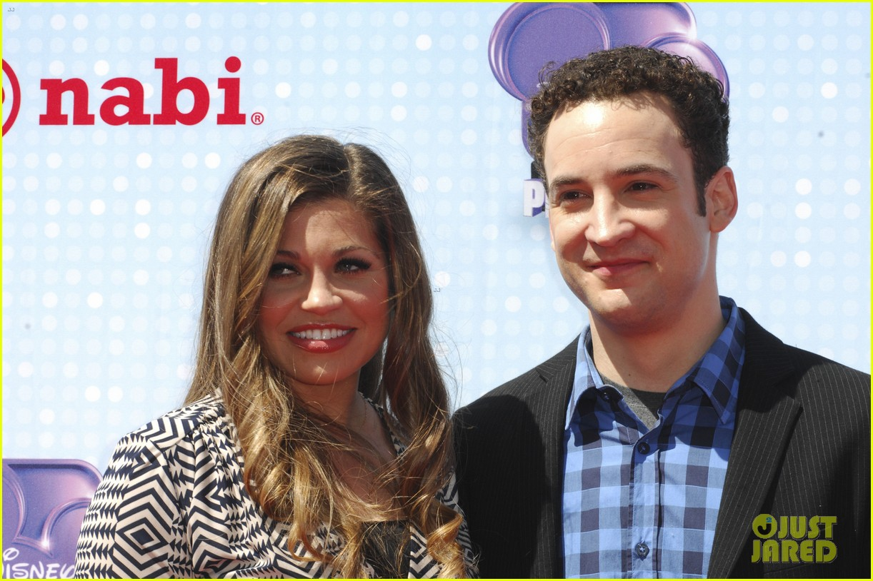 ben savage danielle fishel radio disney music awards 2014 11