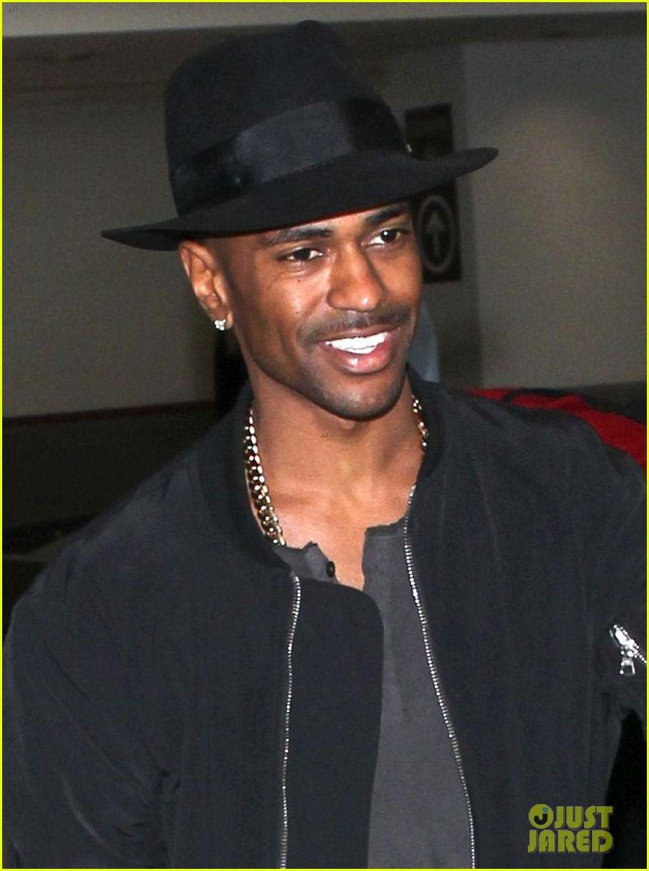big sean steps out after naya rivera split 033088544