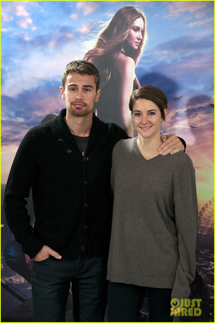 shailene woodley theo james explain that divergent is nothing like hunger games 06