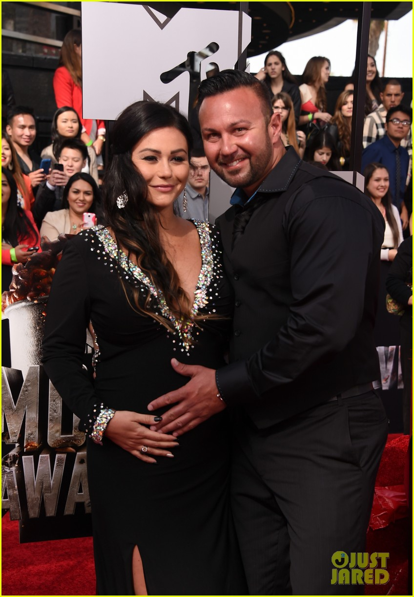 Jwoww Pregnant Pictures Snooki-jwoww-pregnant-pals-at- ...