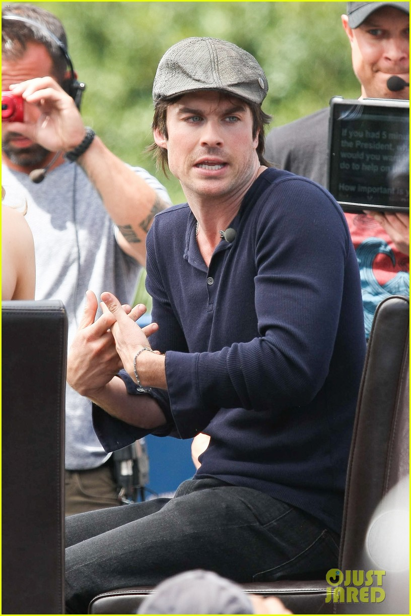 ian somerhalder talks making climate change issue sexy 263097716