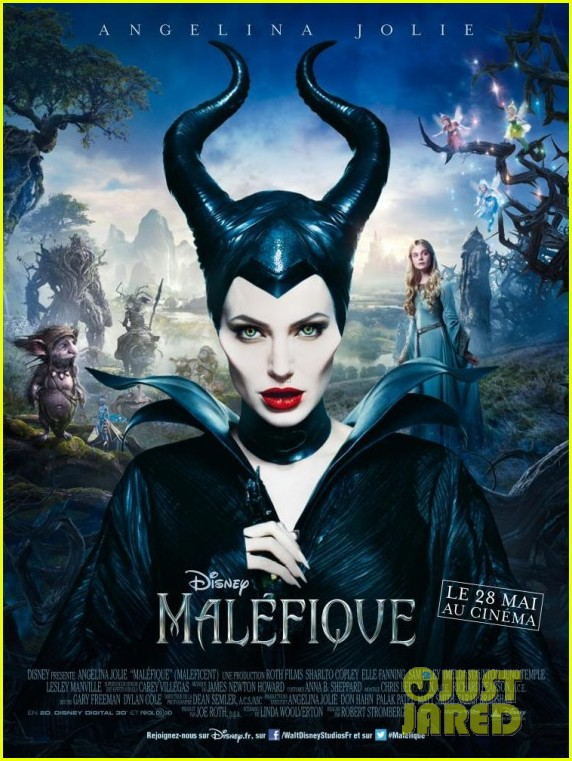 two new maleficent posters released 02