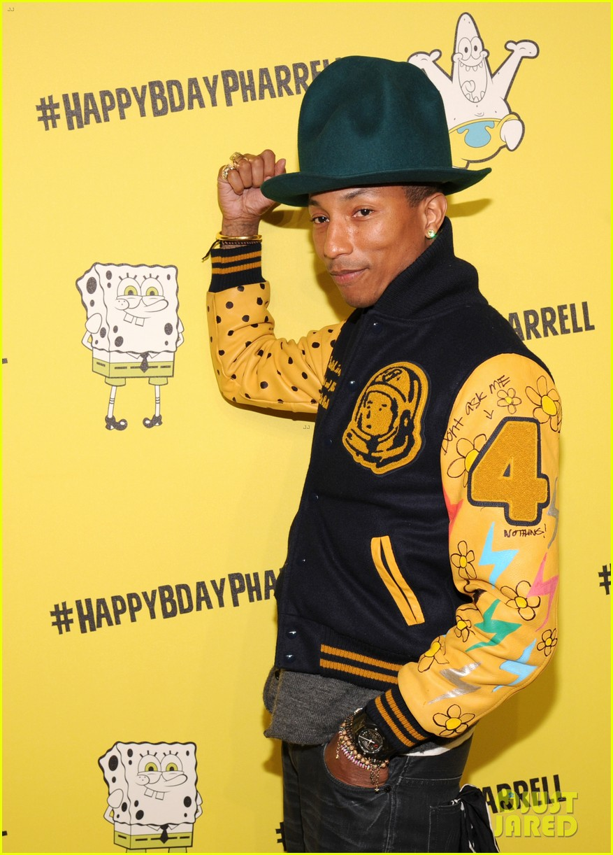 pharrell williams celebrates happy 41st birthday 093084837