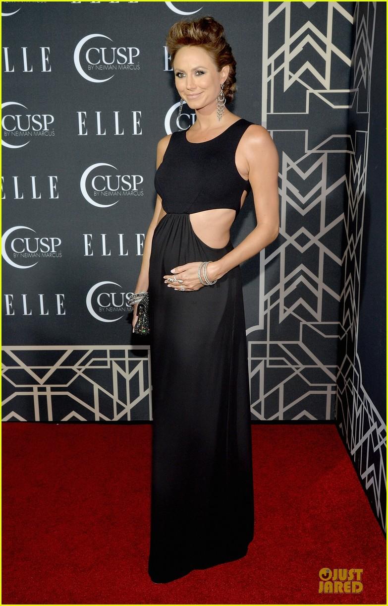 rumer willis cutout dress is sexy at elle music celebration 10