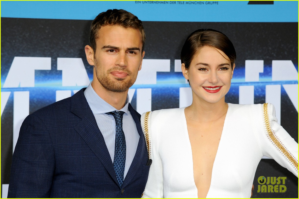 shailene woodley theo james bring divergent to germany 273082944