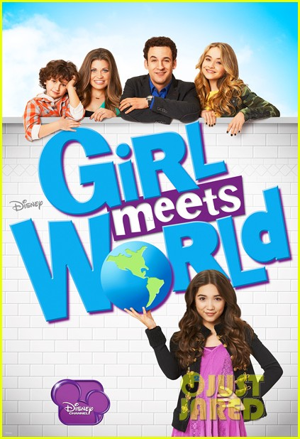girl meets world poster is here its really cute 013099265