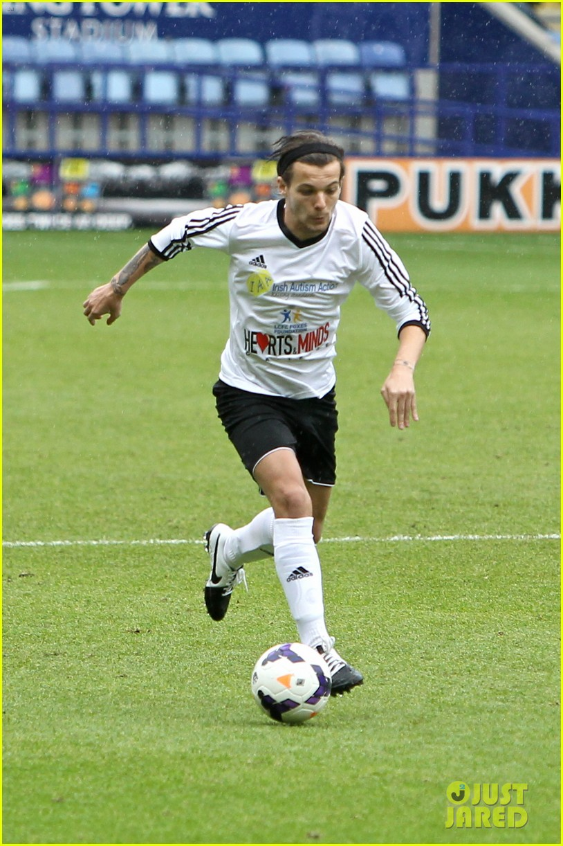 one direction charity soccer game irish autism action 01