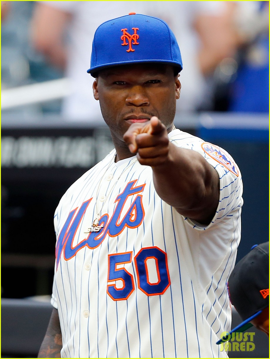 fifty cent throws first pitch mets game is way off the mark 03