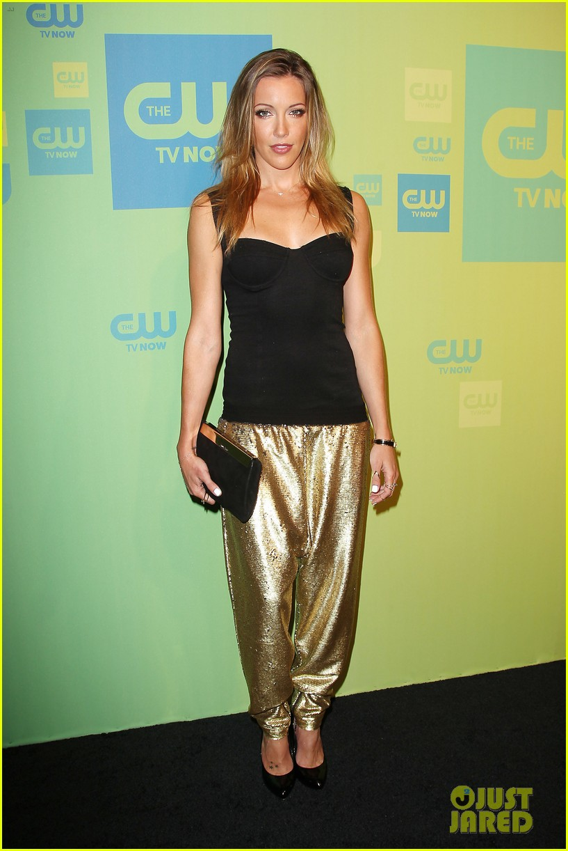 stephen amell katie cassidy arrow cw upfronts 2014 13