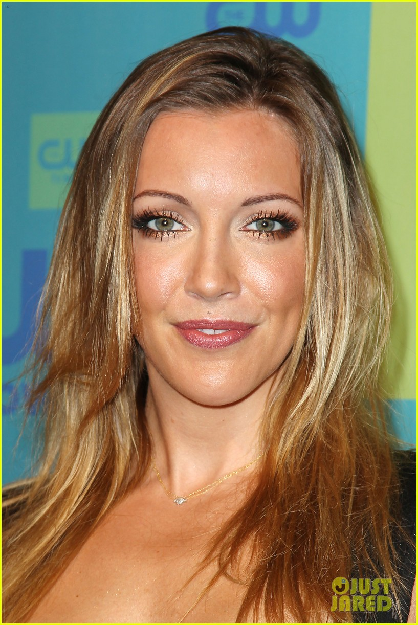 stephen amell katie cassidy arrow cw upfronts 2014 273114279
