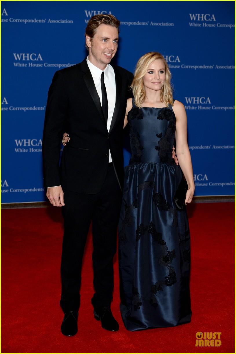 kristen bell dax shepard white house correspondents dinner 2014 033104642