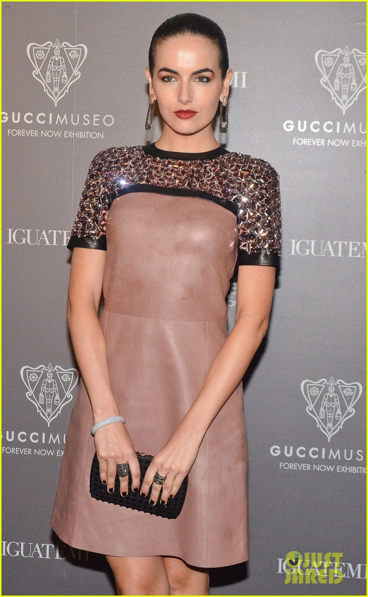 camilla belle gucci museo forever now exhibit 02
