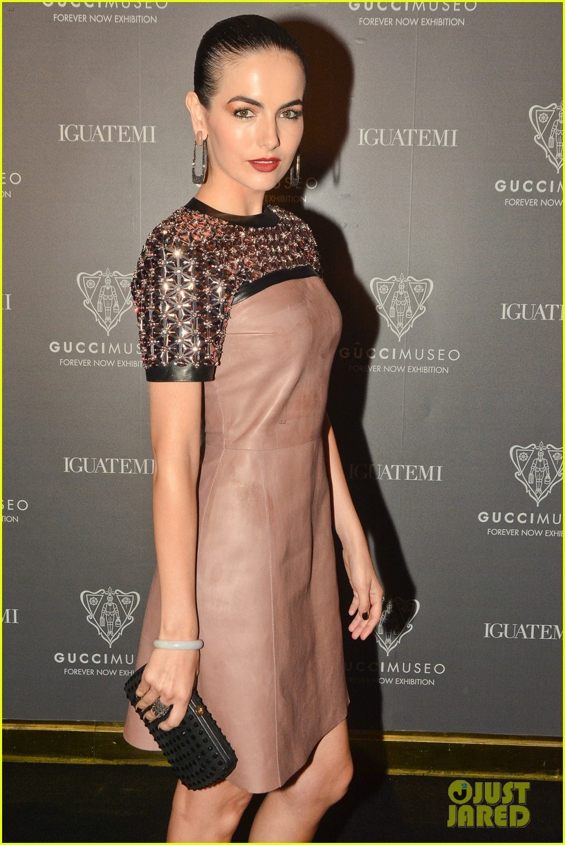 camilla belle gucci museo forever now exhibit 093123832
