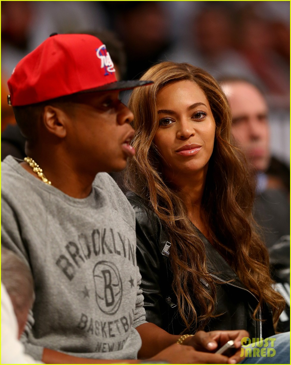 beyonce jay z brooklyn nets 02