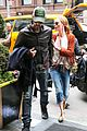 kate bosworth michael polish central park stroll 08