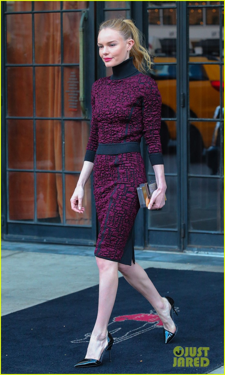 kate bosworth rocks three fashionable dresses for day out in nyc 11