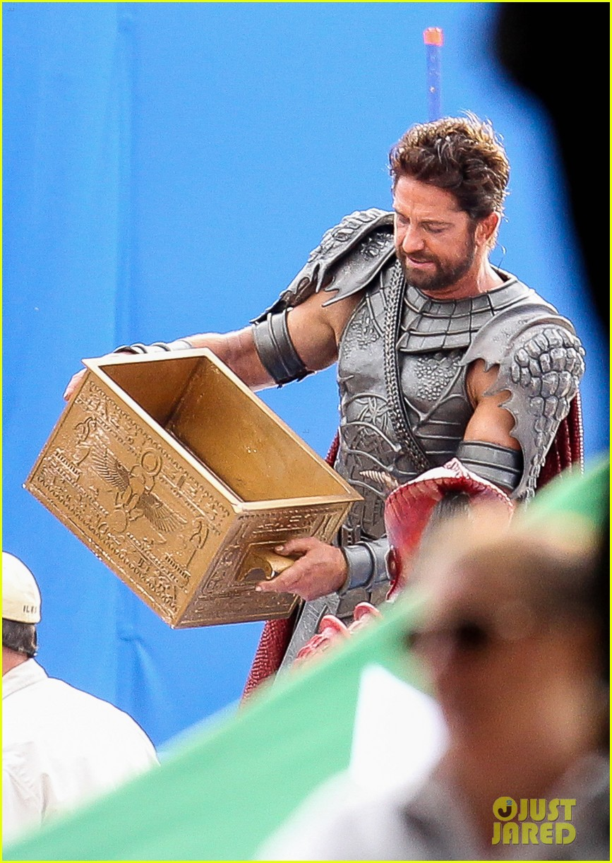 gerard butler gods of egypt filming 18