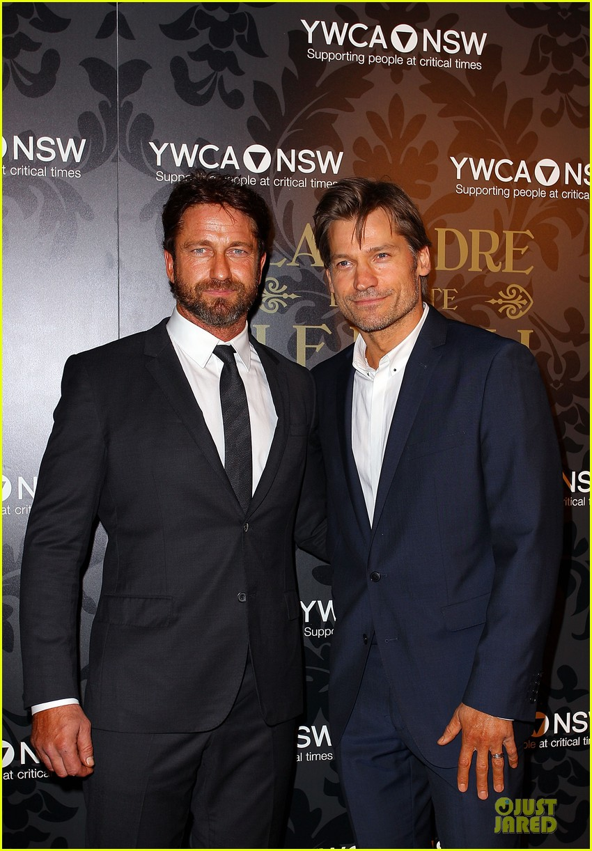 gerard butler nikolaj coster waldau ycma mother of all balls 083121137