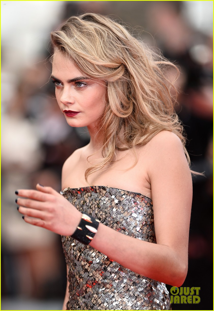 cara delevingne search premiere cannes 19