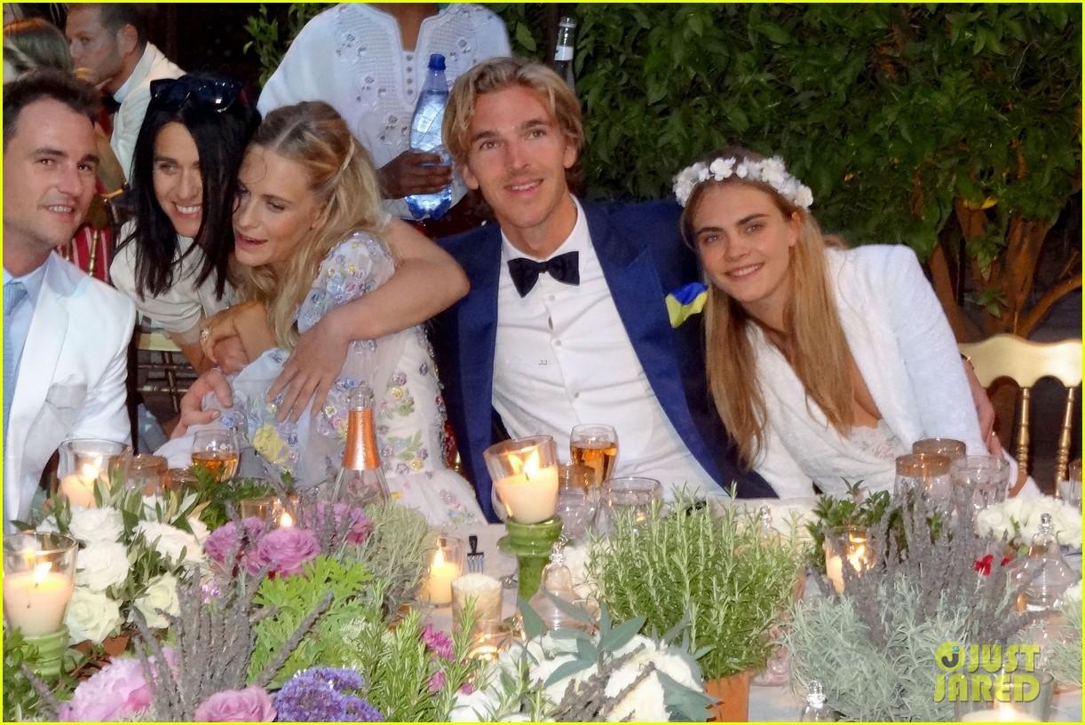 cara delevingne sister poppy second wedding morocco 01