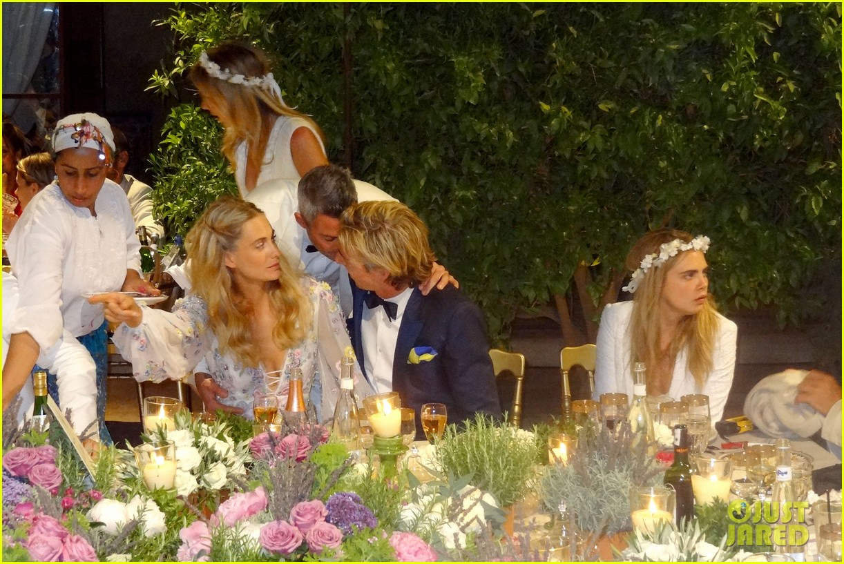 cara delevingne sister poppy second wedding morocco 14