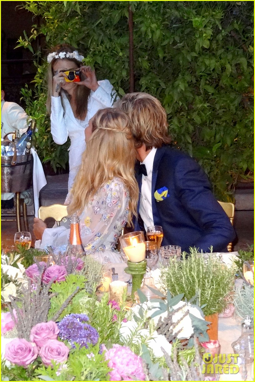 cara delevingne sister poppy second wedding morocco 17