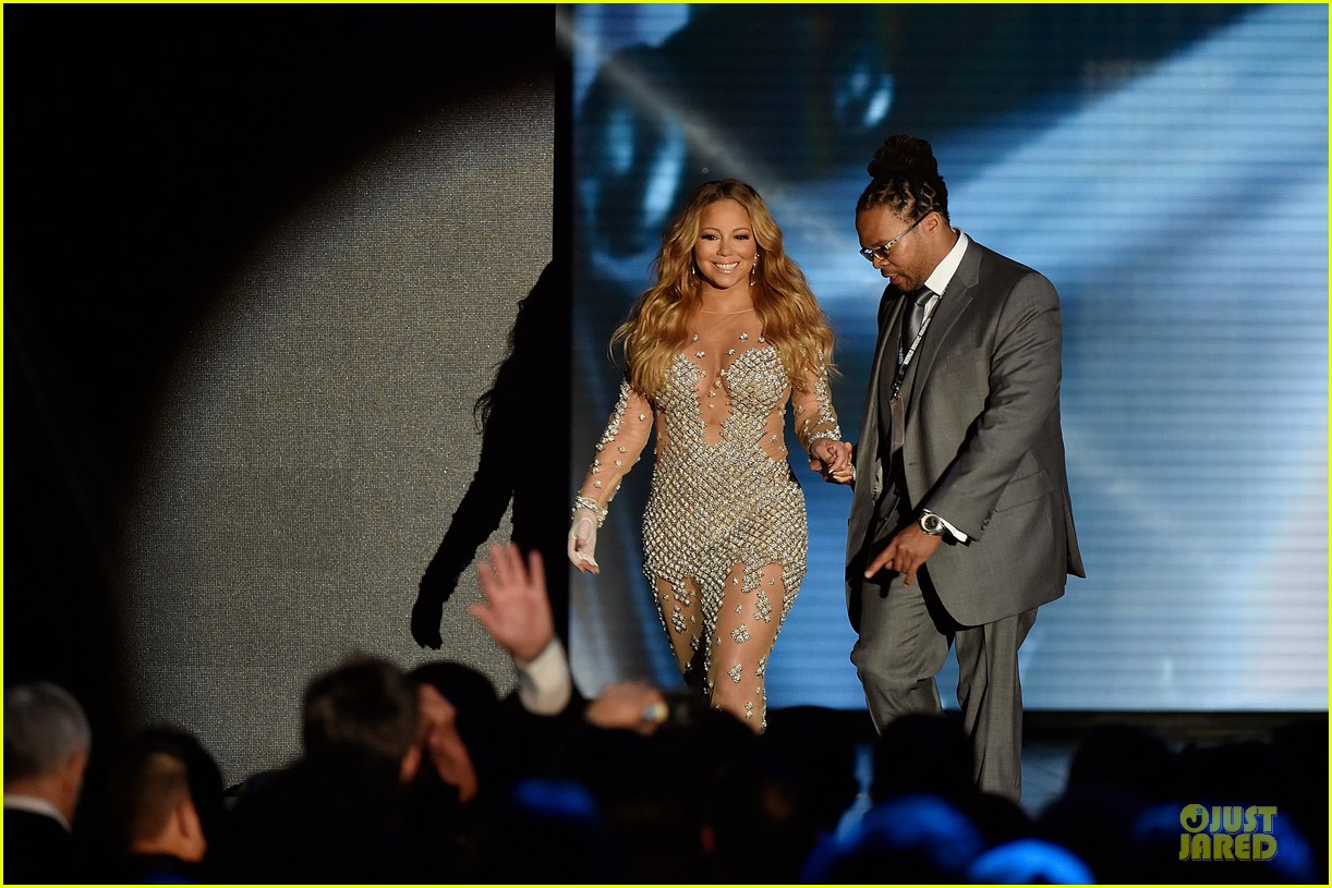 mariah carey pop icon world music awards 2014 033122949