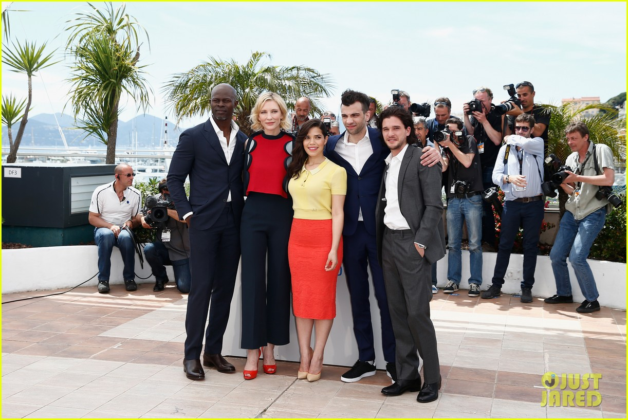 cate blanchett america ferrera bring color to how to train your dragon cannes 05