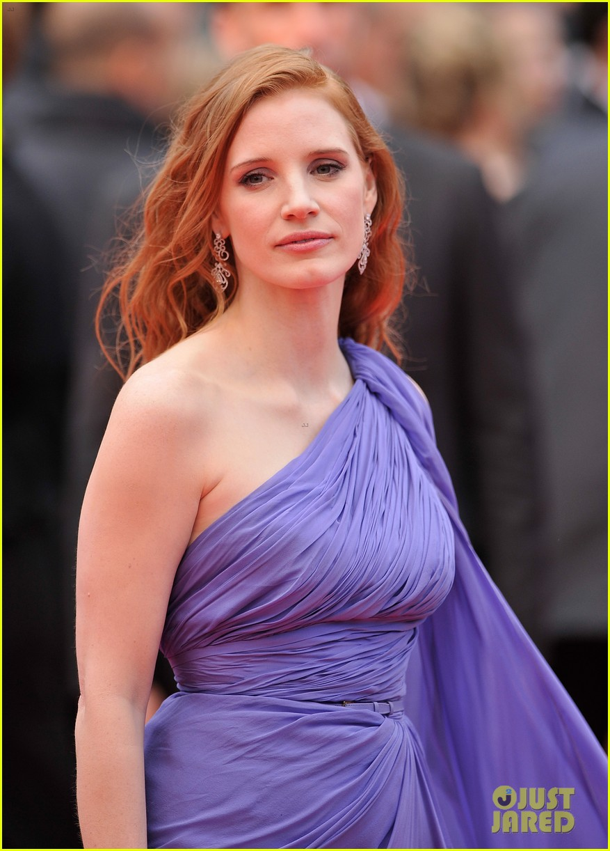 jessica chastain foxcatcher cannes premiere 22