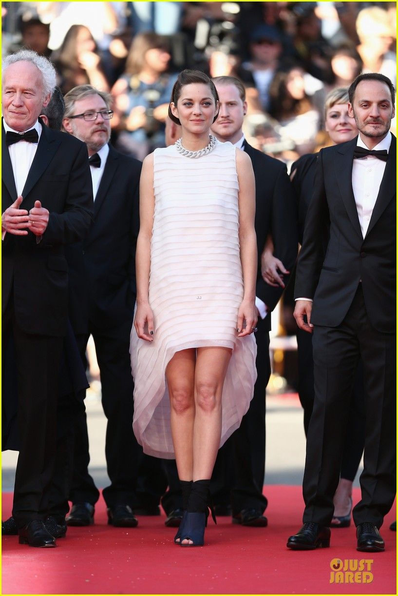 marion cotillard two days one night cannes premiere 083118269