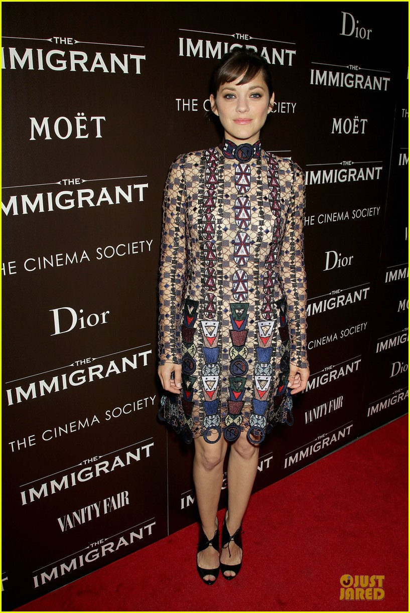marion cotillard joaquin phoenix immigrant to manhattan 09