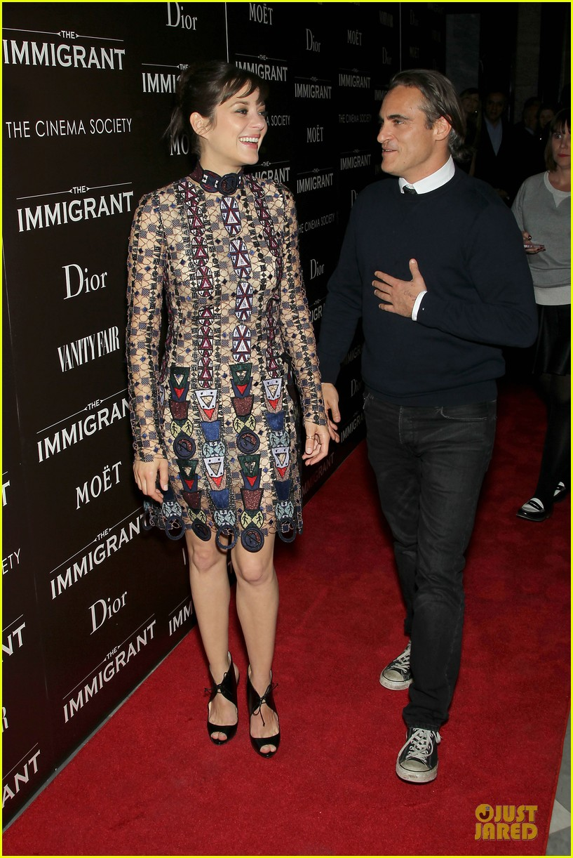 marion cotillard joaquin phoenix immigrant to manhattan 12