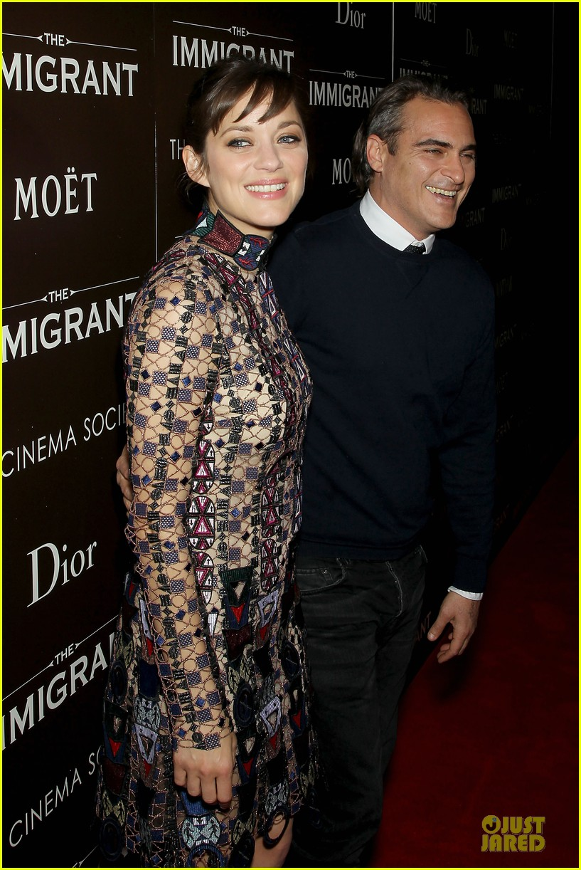 marion cotillard joaquin phoenix immigrant to manhattan 133107088