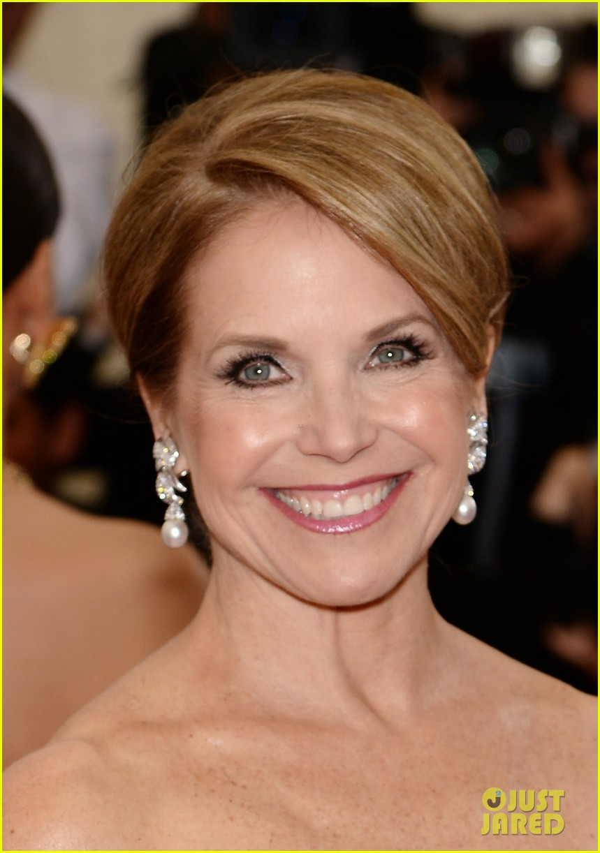 katie couric white glove glam at met ball 2014 06