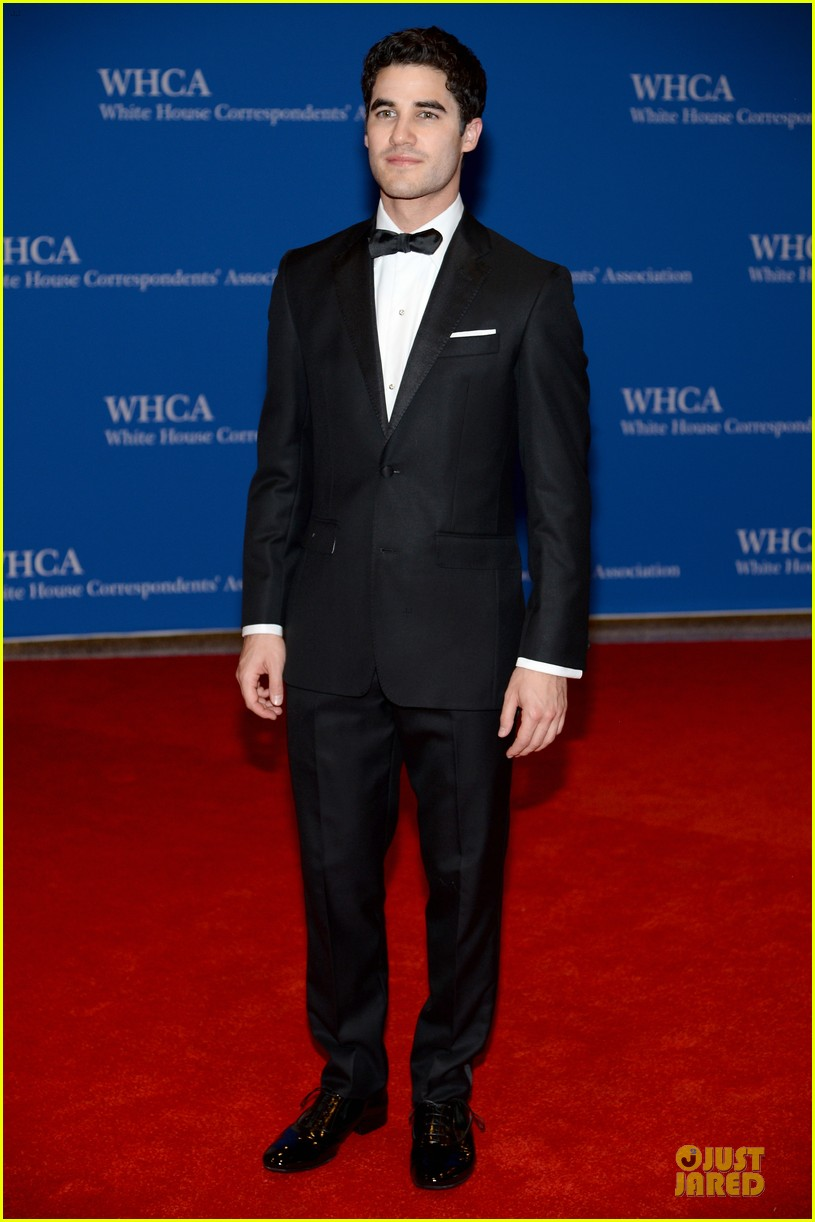 darren criss jeremy irvine white house correspondents dinner 2014 063104692
