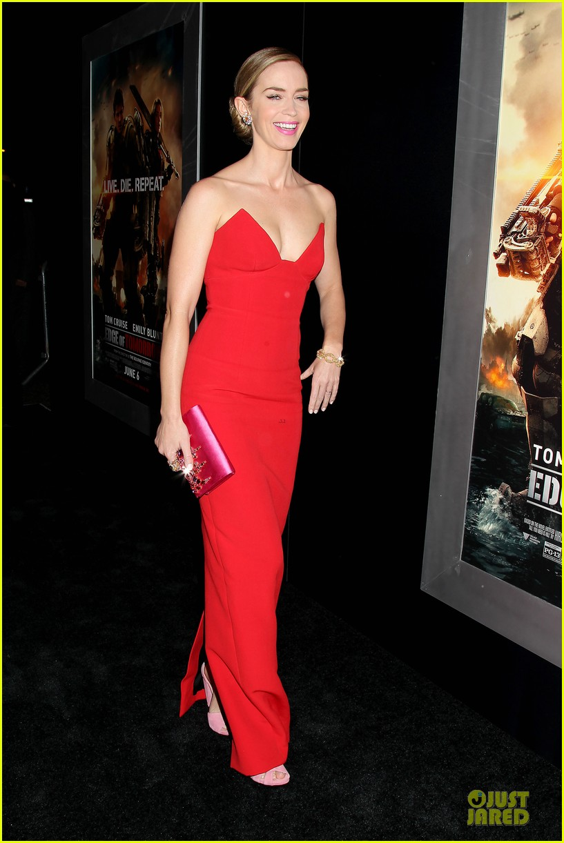 tom cruise emily blunt edge of tomorrow premiere final 10