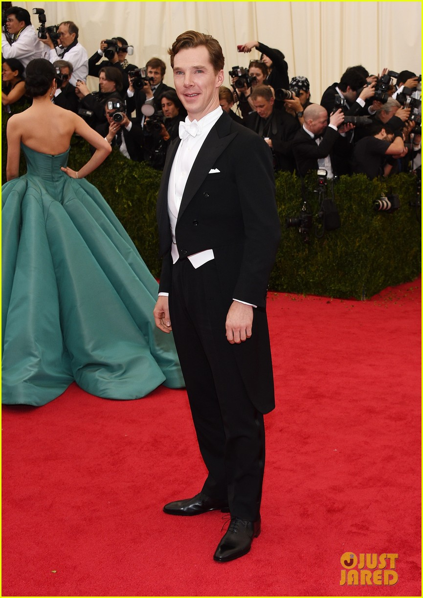 benedict cumberbatch met ball 2014 013106461