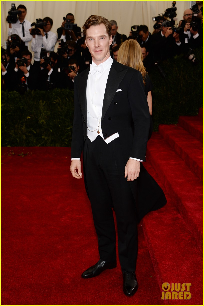 benedict cumberbatch met ball 2014 053106465