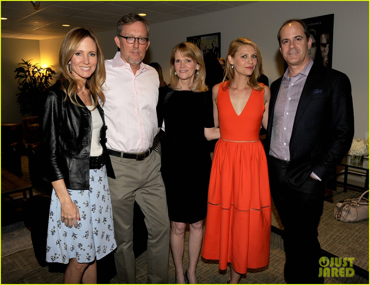 claire danes starts emmy campaign with homeland screening 14