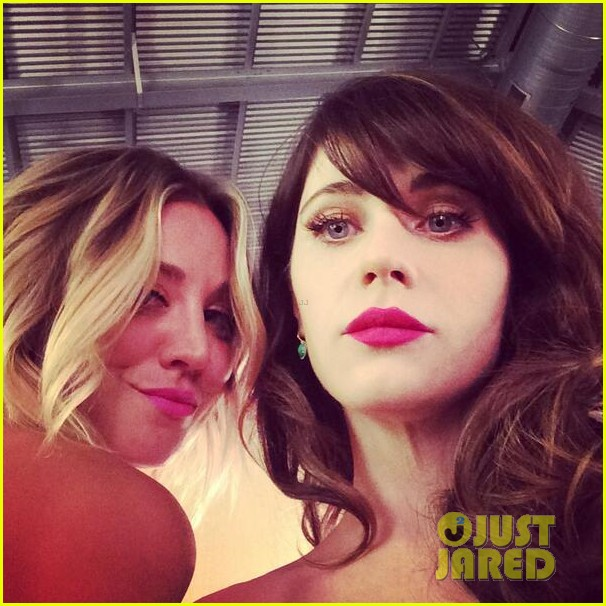 zooey deschanels new best friend forever kaley cuoco 04