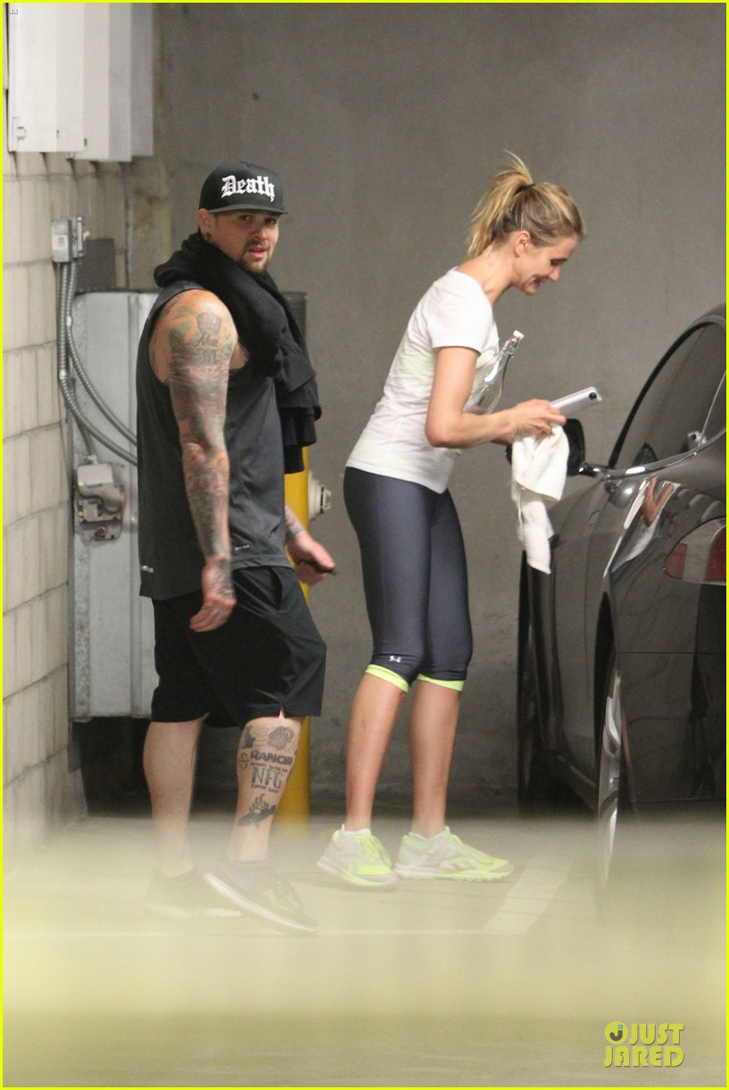 cameron diaz benji madden new couple alert 05