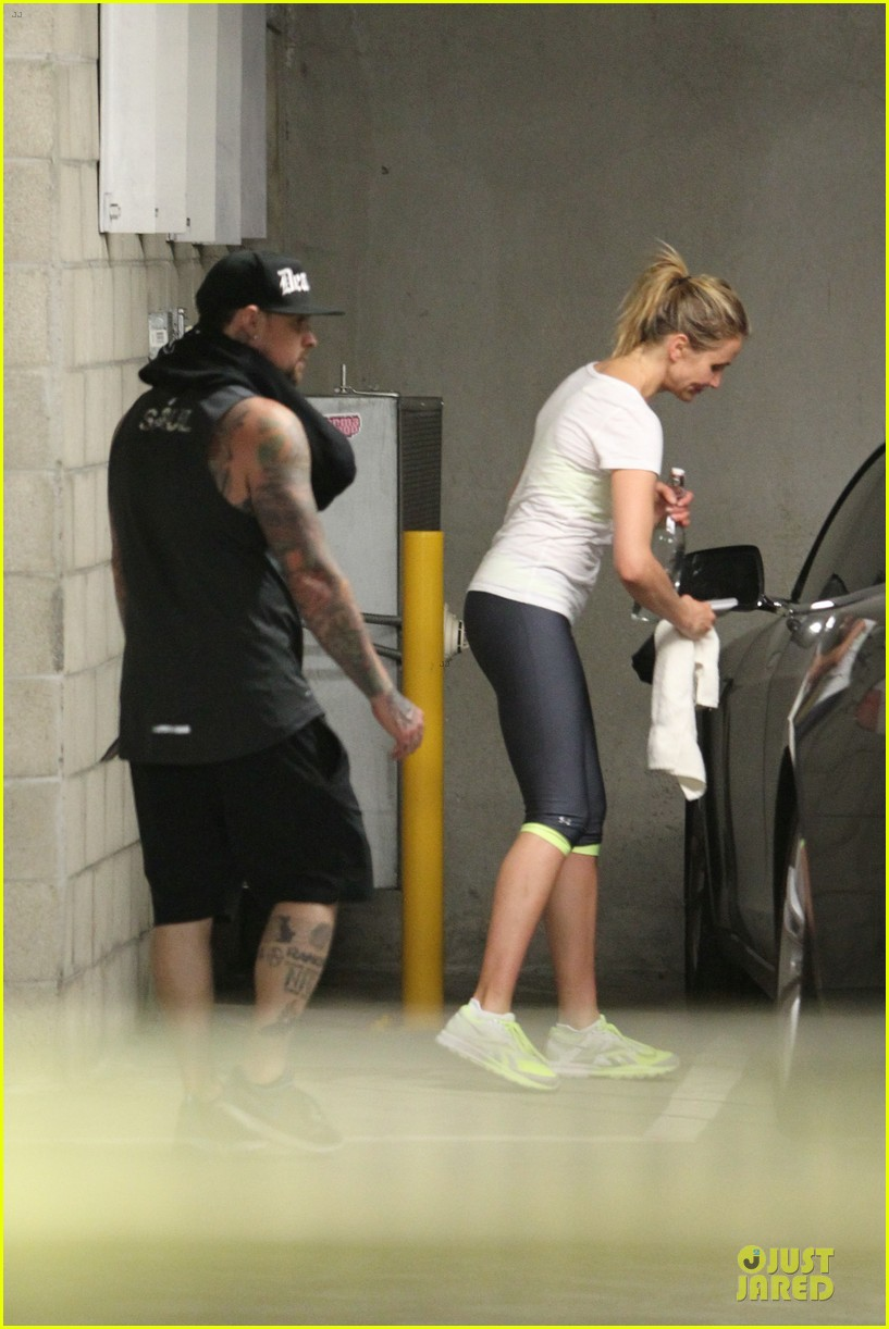 cameron diaz benji madden new couple alert 13