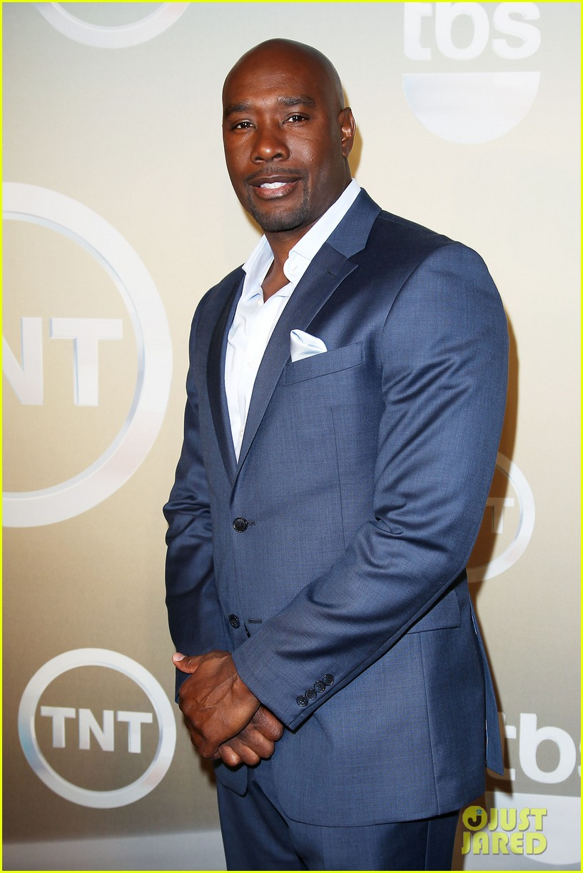 taye diggs eric dane bring sexy factor to tnt tbs upfronts 2014 34