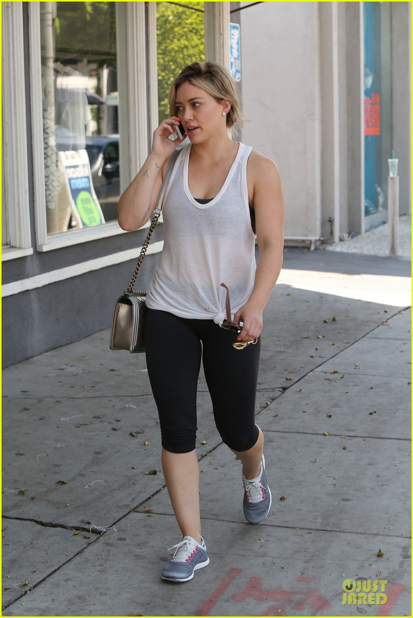 hilary duff ed sheeran recording music together 193115425