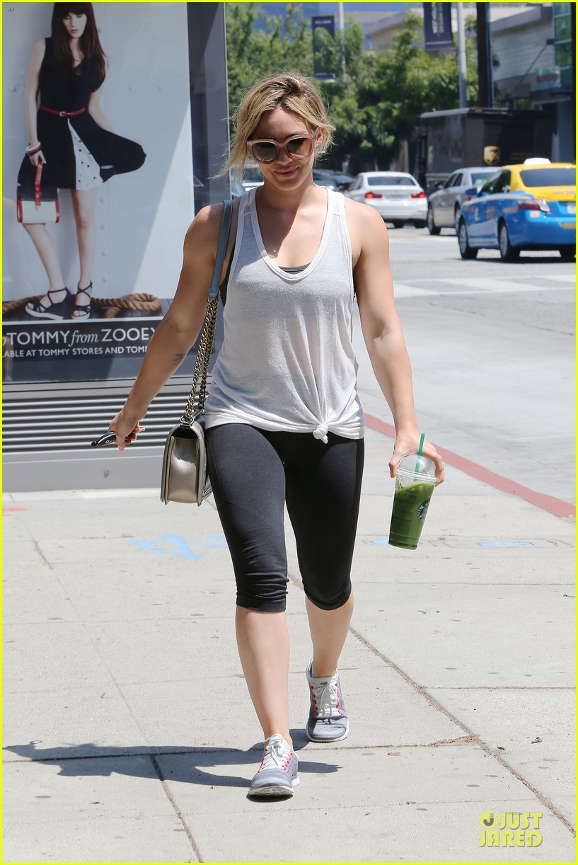 hilary duff ed sheeran recording music together 223115428
