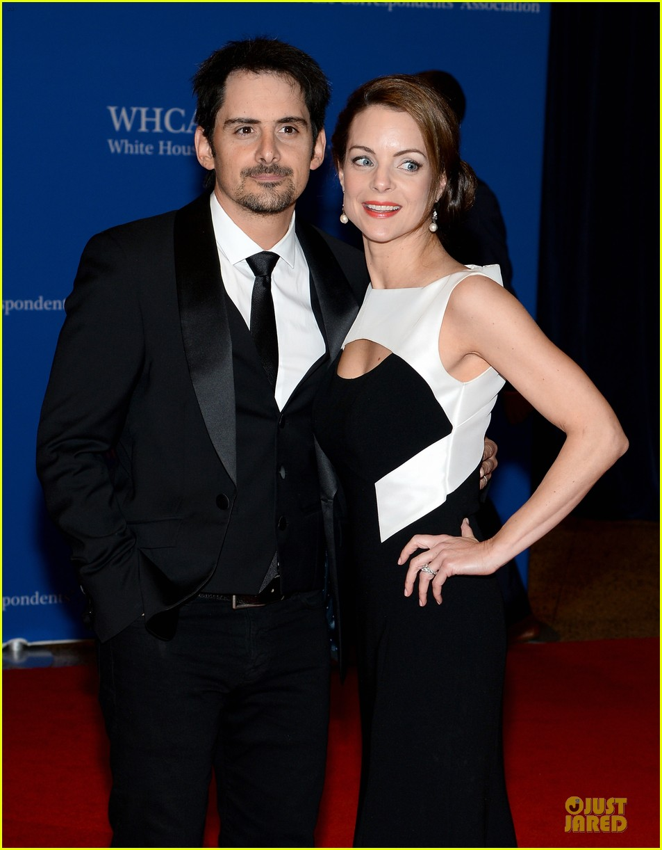 charles esten kimberly williams paisley white house correspondents dinner 043104815