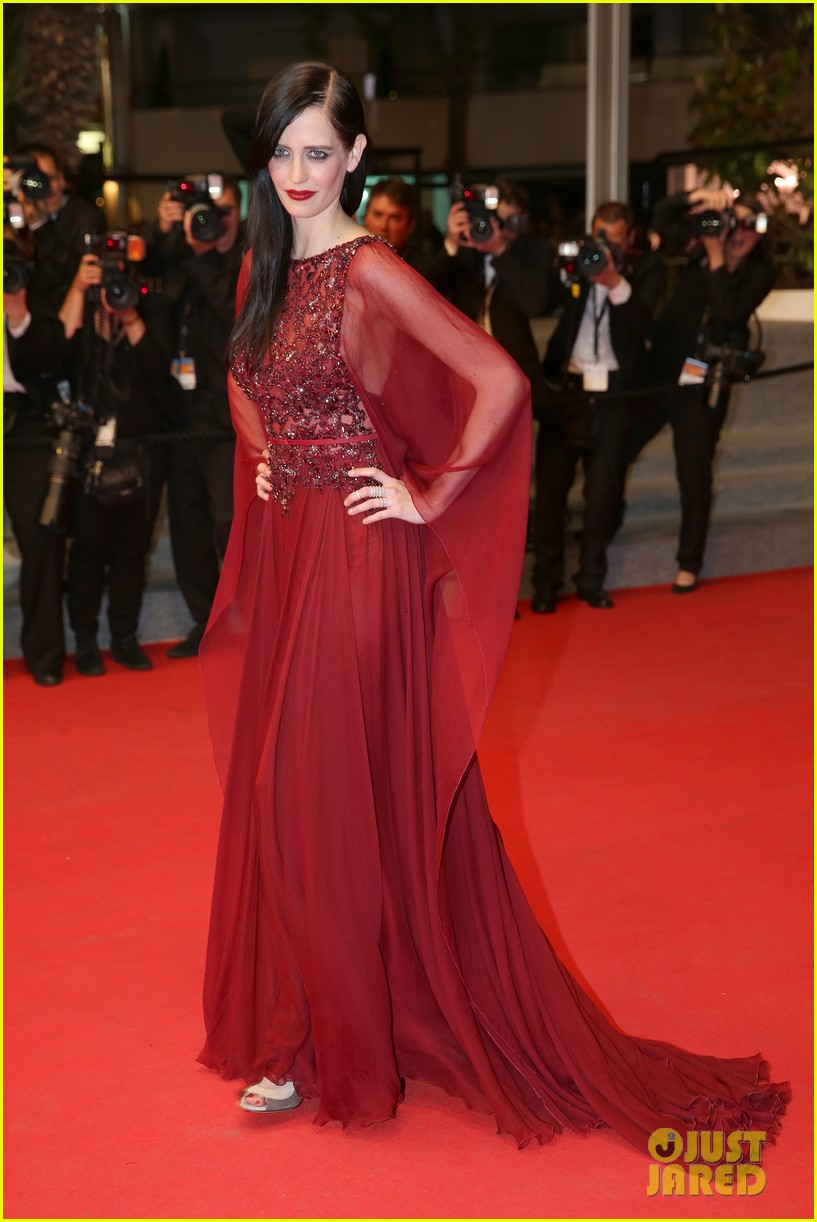 eva green the salvation cannes film festival 013116188